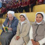 Franziskusschwestern mit Sr. Verena